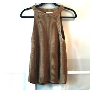Knit Madewell top